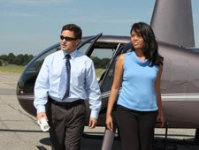 Executive Helicopter Charters Wichita KS