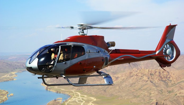 Helicopter Services in Wichita