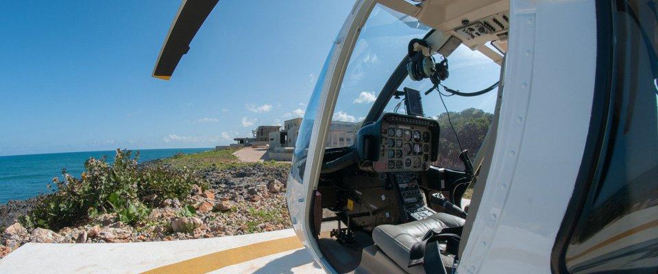 Helicopter Charters Wichita Kansas