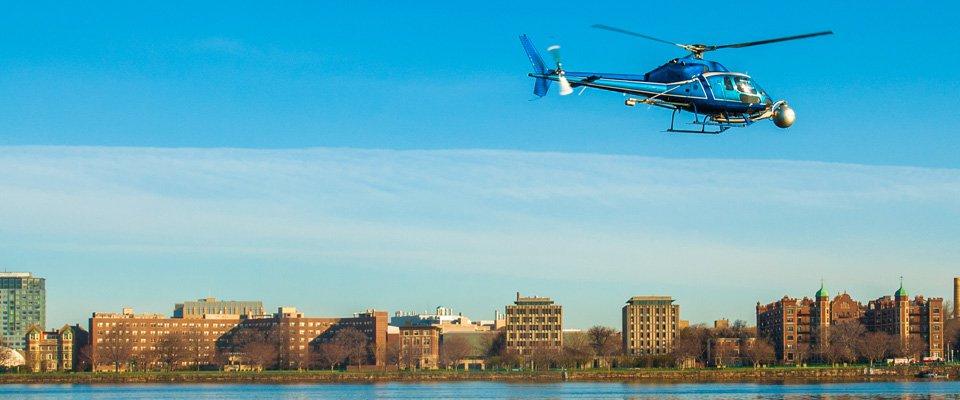 Helicopter Survey Wichita Kansas