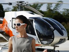 Executive Helicopter Charters Wichita